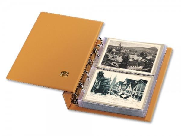 Raccoglitore Compact Standard o Compact Luxus per cartoline postali antichi