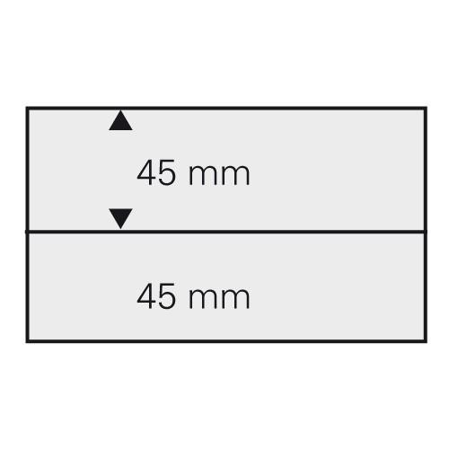 Schede per francobolli DIN A6 - 2 listelli