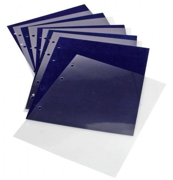 2 pannelli blu per Album Pin's 7860