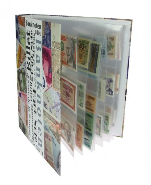 Album per banconote DESIGN