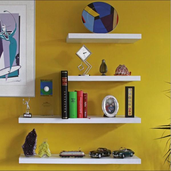 Solo -Board - 100 cm bianco opaco