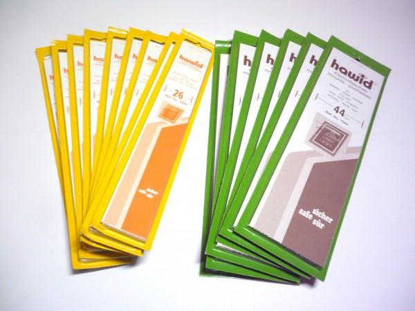 Strisce HAWID da tagliare per francobolli 210 x 52 mm