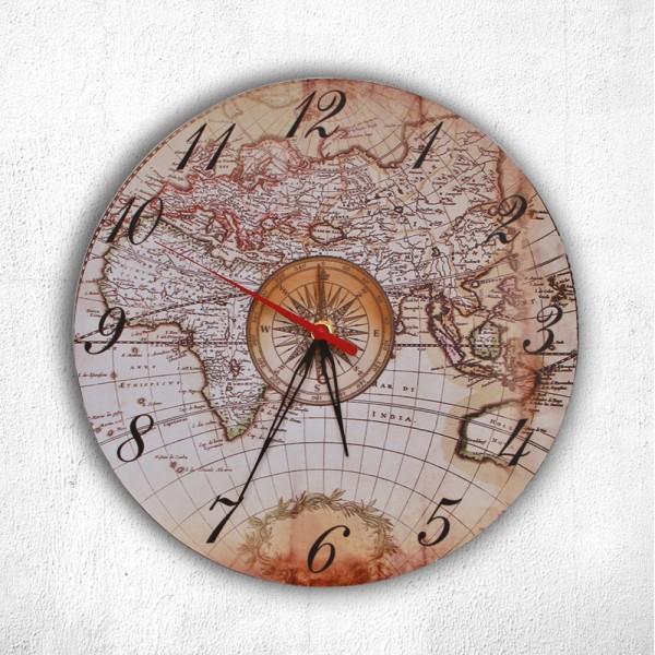 """Orologio da parete """"Globe"""""""