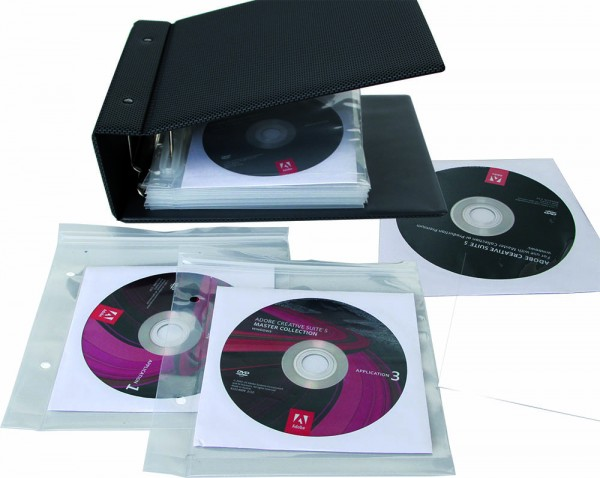 Album per CD/DVD