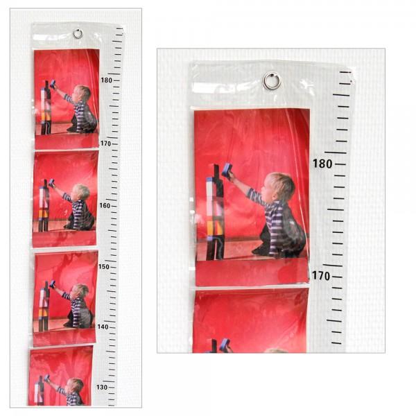 Tenda fotografica con nastro di misurazione
