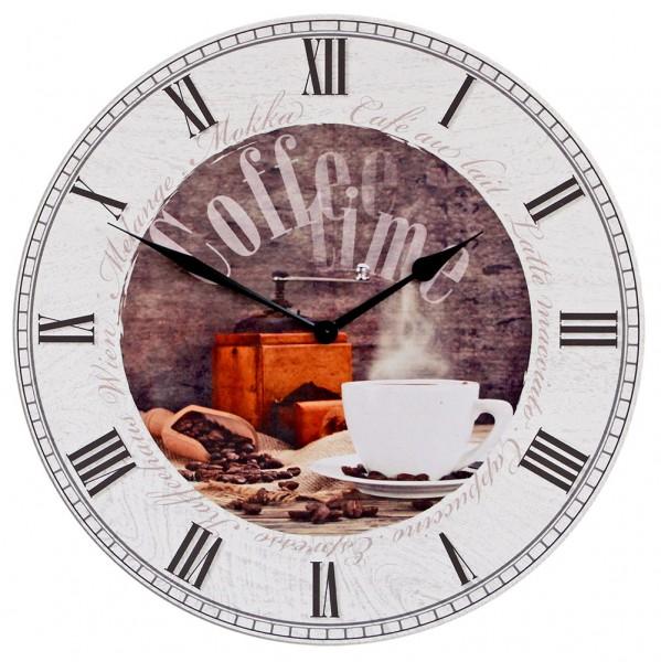 """Orologio da parete """"Coffee Time"""""""