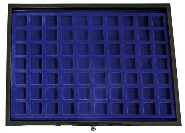 Cassetto 70 scomparti 25 x 25 mm