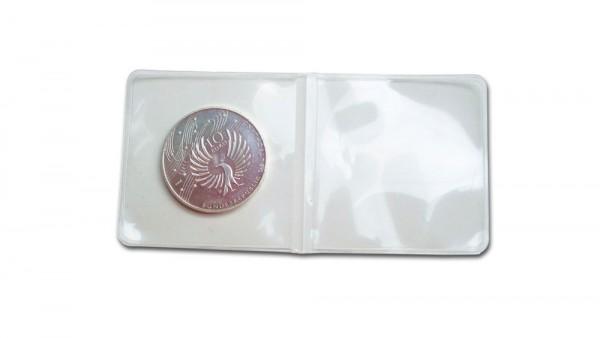 Taschina doppia per monete