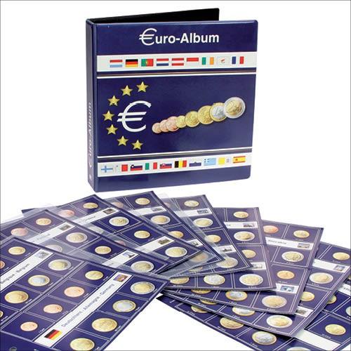 "Album per monete ""Designo-Euro"""