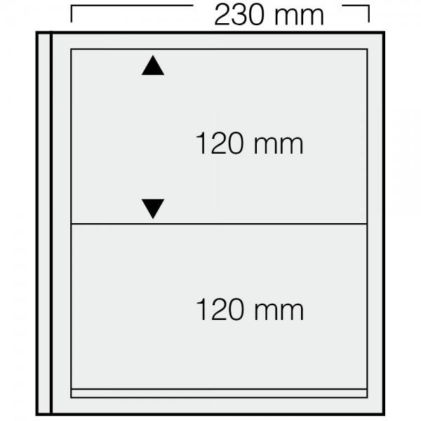 "Foglio 532 ""dual Blanko"""