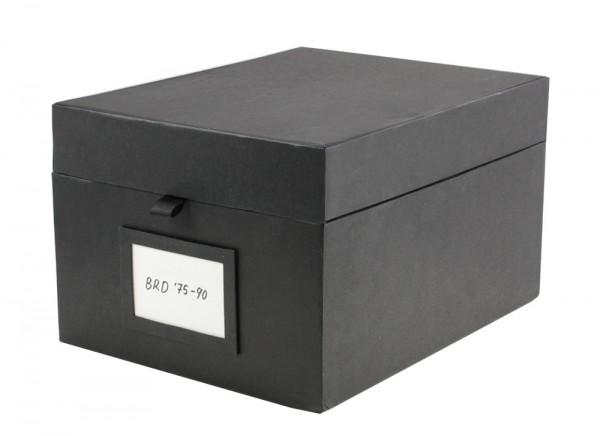 """Box """"Black Edition"""" A5 e A6"""