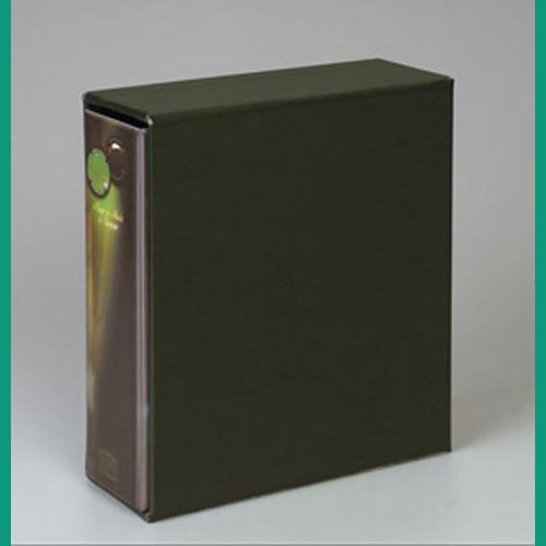 Custodia verde per album Champagne 7865
