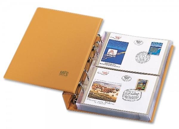 Raccoglitore Compact Standard o Compact Luxus per cartoline, FDC e lettere