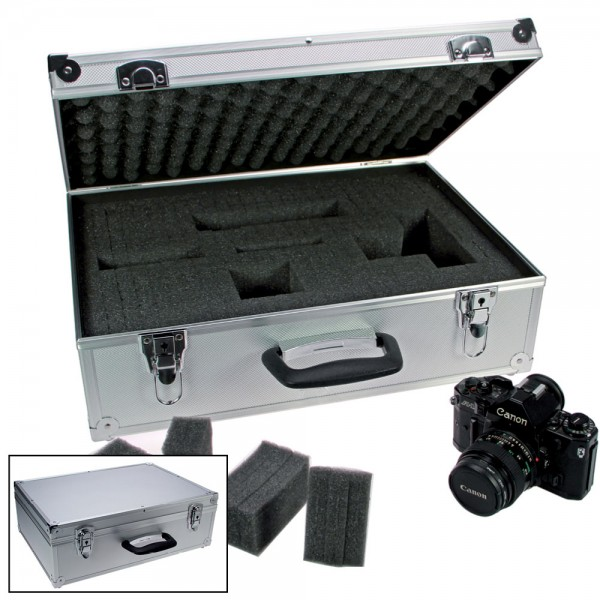 Valigetta per fotocamera e attrezzatura