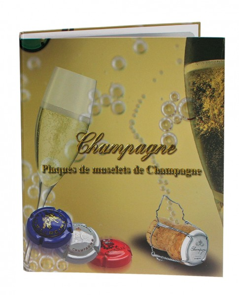 Album per capsule di champagne 7880