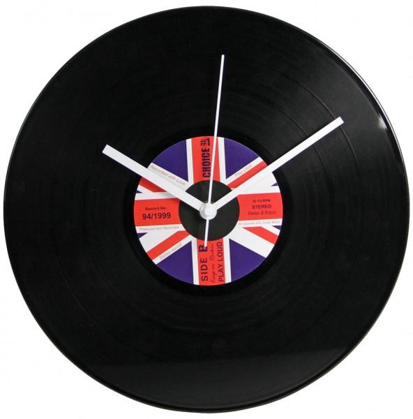 """Orologio da parete """"Record"""" Union Jack"""